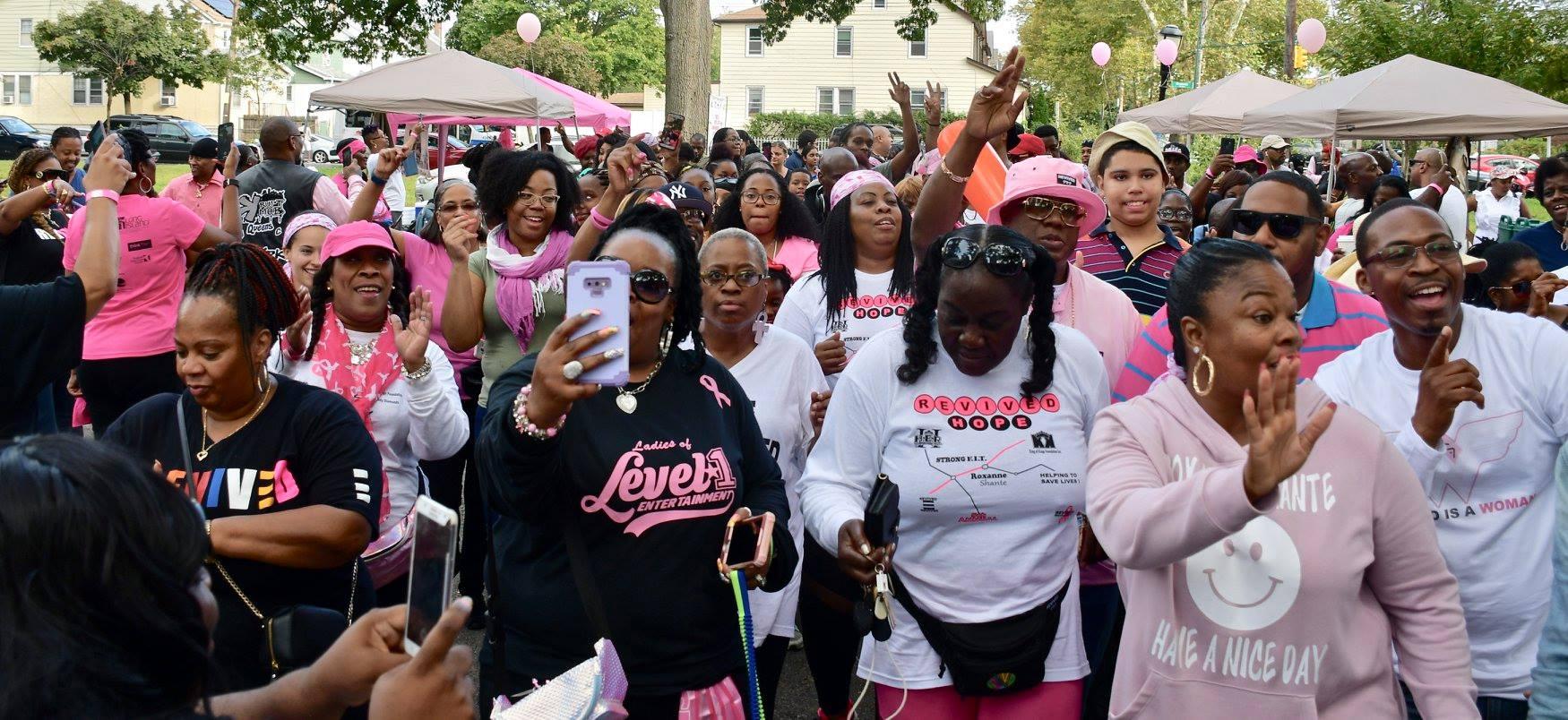 Breast Cancer Walk 2019